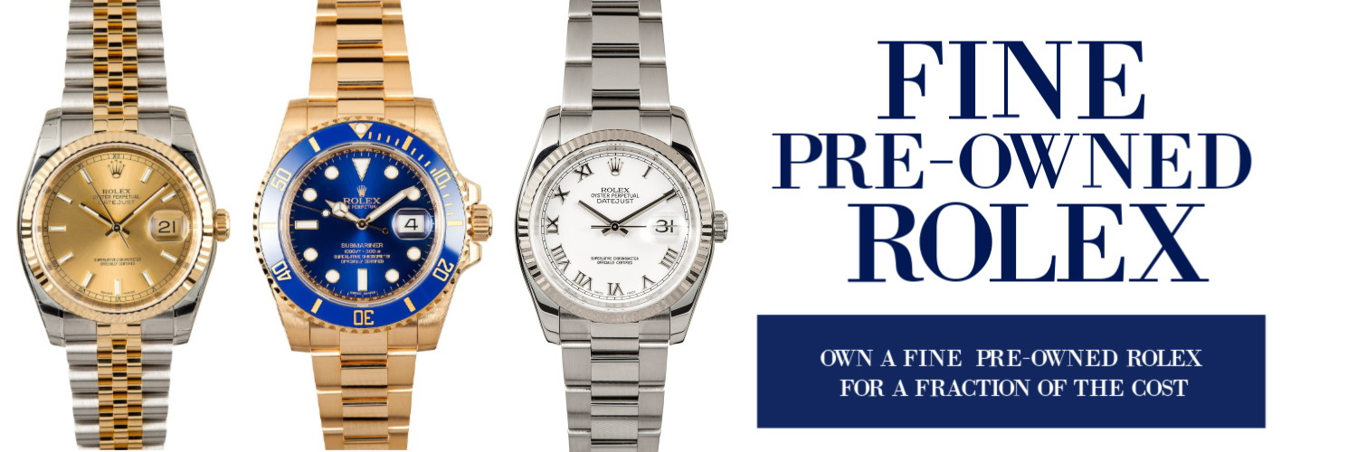 Sartor Hamann Jewelers Pre-Owned Rolex