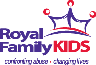 Royal Family Kids Camp New Logo